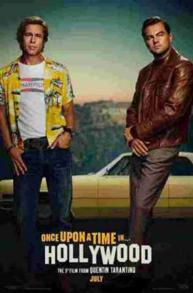 Once Upon a Time in Hollywood / ერთხელ ჰოლივუდში