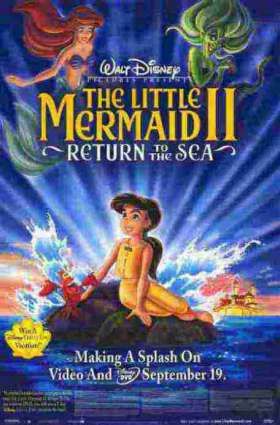The Little Mermaid 2: Return to the Sea / ქალთევზა 2