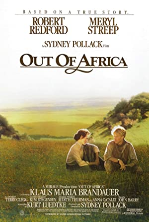 Out of Africa / აფრიკიდან - qartulad